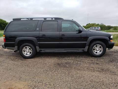 2005 Chevrolet Suburban for sale at Collins Auto Sales in Waco TX