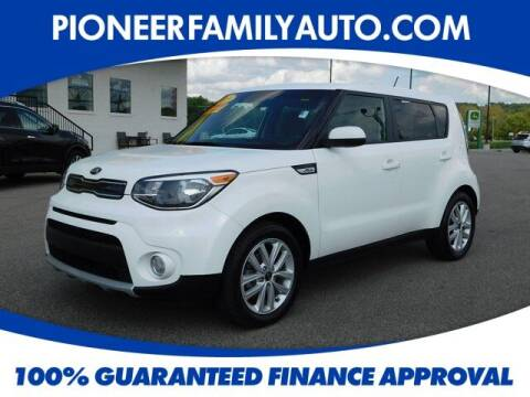 2019 Kia Soul for sale at Pioneer Family Preowned Autos in Williamstown WV