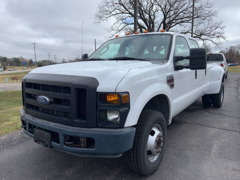 2008 Ford F-350 Super Duty for sale at Blake Hollenbeck Auto Sales in Greenville MI