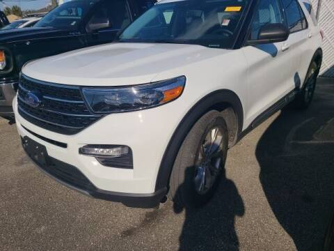 2020 Ford Explorer for sale at PHIL SMITH AUTOMOTIVE GROUP - Tallahassee Ford Lincoln in Tallahassee FL