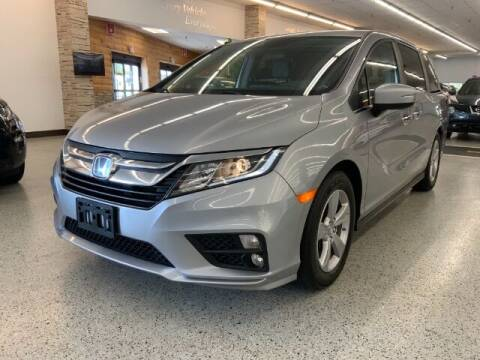 2019 Honda Odyssey for sale at Dixie Motors in Fairfield OH