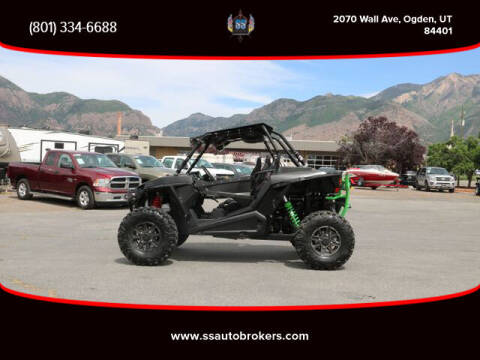 2015 Polaris RZR XP 1000 EPS for sale at S S Auto Brokers in Ogden UT