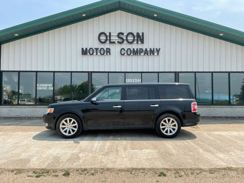 2012 Ford Flex for sale at Olson Motor Company in Morris MN