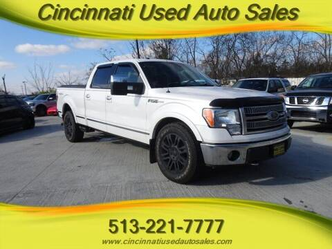 2010 Ford F-150 for sale at Cincinnati Used Auto Sales in Cincinnati OH