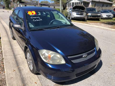 2009 Chevrolet Cobalt for sale at Castagna Auto Sales LLC in Saint Augustine FL