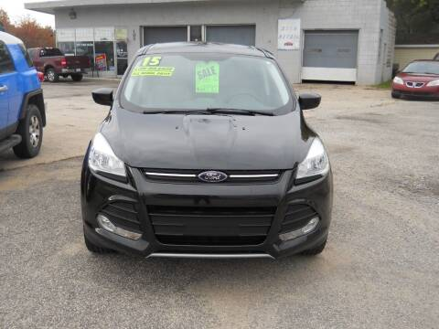 2015 Ford Escape for sale at Shaw Motor Sales in Kalkaska MI