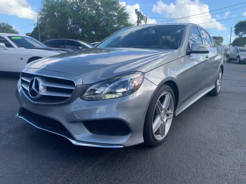 2014 Mercedes-Benz E-Class for sale at Bargain Auto Sales in West Palm Beach FL