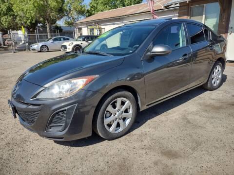 2011 Mazda MAZDA3 for sale at Larry's Auto Sales Inc. in Fresno CA