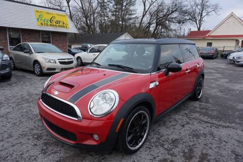 2010 MINI Cooper Clubman for sale at Ecocars Inc. in Nashville TN