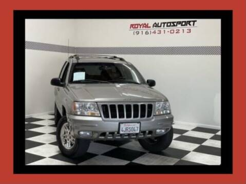 2000 Jeep Grand Cherokee for sale at Royal AutoSport in Sacramento CA