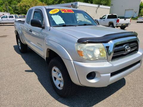 2006 Toyota Tacoma for sale at New Jersey Automobiles and Trucks in Lake Hopatcong NJ
