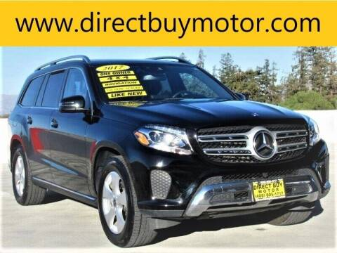 2017 Mercedes-Benz GLS for sale at Direct Buy Motor in San Jose CA