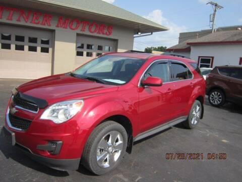 2013 Chevrolet Equinox for sale at Bitner Motors in Pittsburg KS