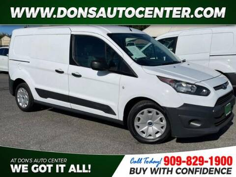 2016 Ford Transit Connect Cargo for sale at Dons Auto Center in Fontana CA