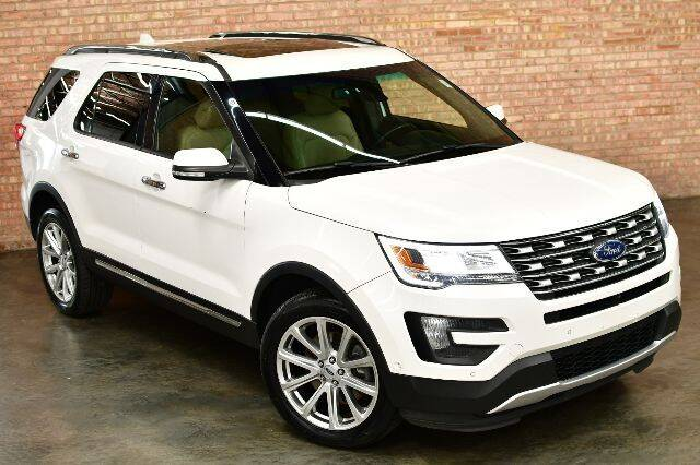 2016 Ford Explorer AWD Limited 4dr SUV - Bensenville IL
