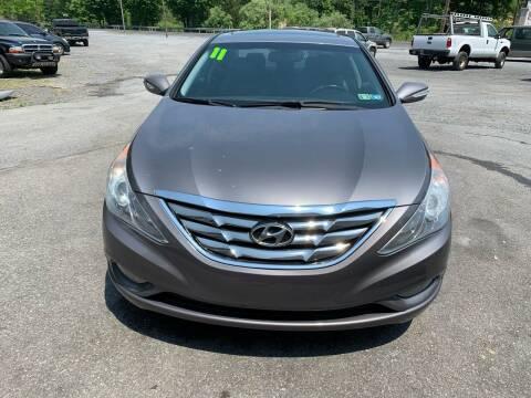 2011 Hyundai Sonata for sale at walts auto in Cherryville PA