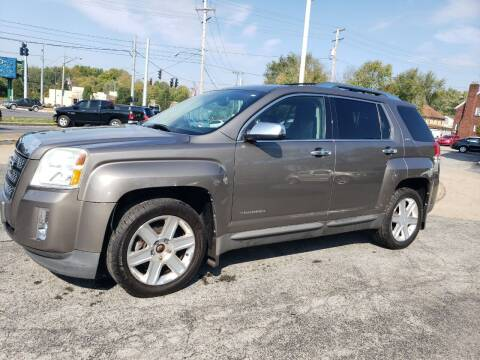 2010 GMC Terrain for sale at COLONIAL AUTO SALES in North Lima OH