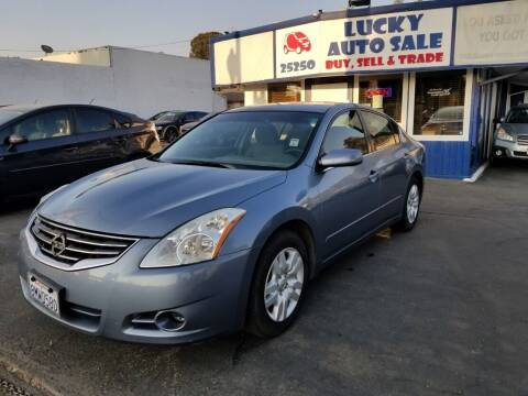 2011 Nissan Altima for sale at Lucky Auto Sale in Hayward CA