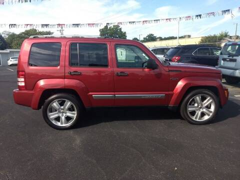 2012 Jeep Liberty for sale at Kenny's Auto Sales Inc. in Lowell NC