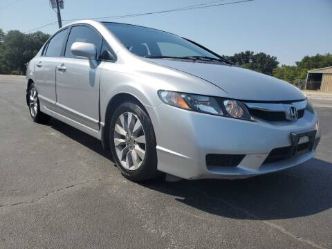 2010 Honda Civic for sale at Thornhill Motor Company in Lake Worth TX