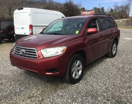 2008 Toyota Highlander for sale at Arden Auto Outlet in Arden NC