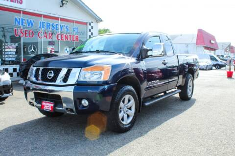 2011 Nissan Titan for sale at Auto Headquarters in Lakewood NJ
