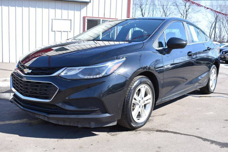 2016 Chevrolet Cruze for sale at Dealswithwheels in Inver Grove Heights MN