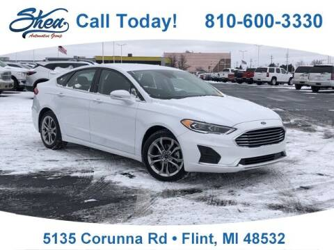 2020 Ford Fusion for sale at Jamie Sells Cars 810 - Linden Location in Flint MI