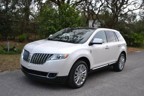 2011 Lincoln MKX for sale at Car Bazaar in Pensacola FL