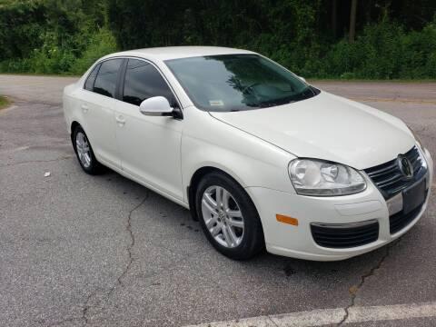 2007 Volkswagen Jetta for sale at GEORGIA AUTO DEALER, LLC in Buford GA