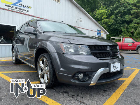 2017 Dodge Journey for sale at EZ Auto Group LLC in Lewistown PA