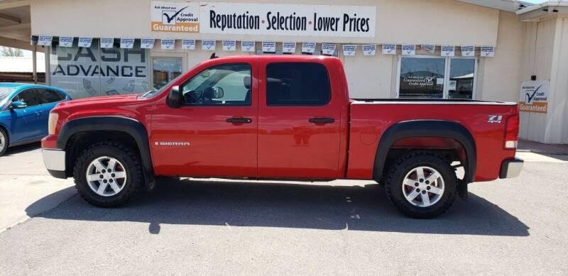 2009 GMC Sierra 1500 for sale at HomeTown Motors in Gillette WY