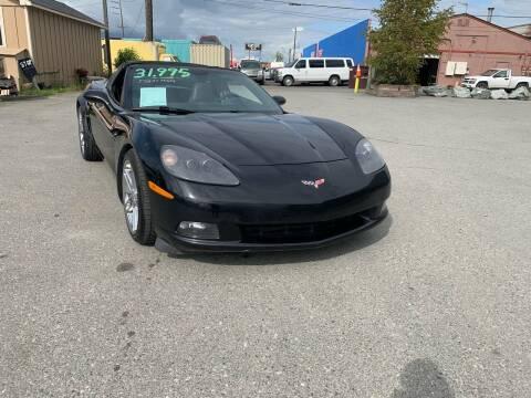 2008 Chevrolet Corvette for sale at ALASKA PROFESSIONAL AUTO in Anchorage AK