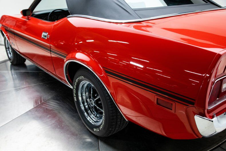 1973 Ford Mustang 47