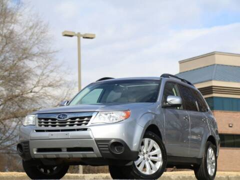 2012 Subaru Forester for sale at Carma Auto Group in Duluth GA