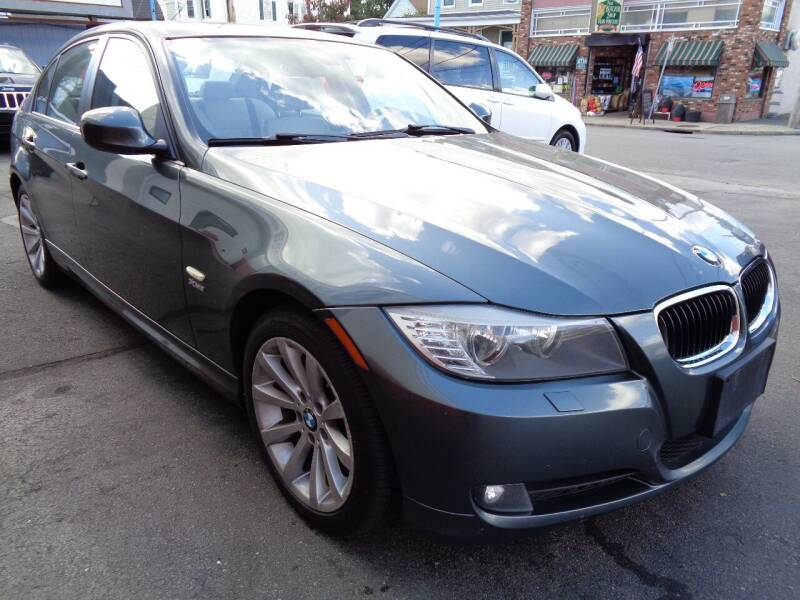 2011 BMW 3 Series for sale at Best Choice Auto Sales Inc in New Bedford MA