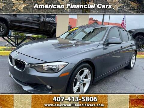 2014 BMW 3 Series for sale at American Financial Cars in Orlando FL