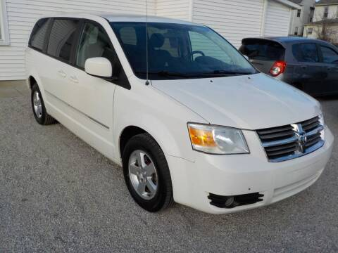 2008 Dodge Grand Caravan for sale at SEBASTIAN AUTO SALES INC. in Terre Haute IN
