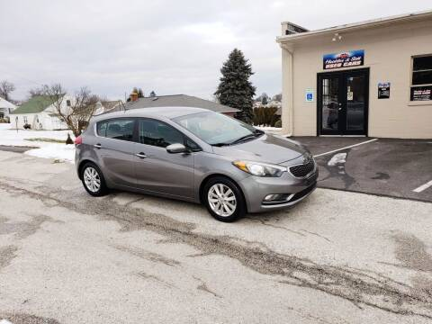 2015 Kia Forte5 for sale at Hackler & Son Used Cars in Red Lion PA