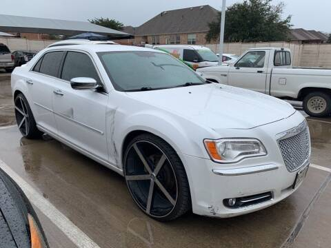2012 Chrysler 300 for sale at Excellence Auto Direct in Euless TX