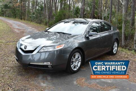 2009 Acura TL for sale at All About Price in Bunnell FL