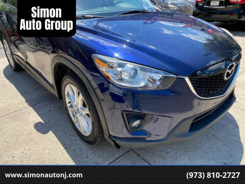 2013 Mazda CX-5 for sale at Simon Auto Group in Newark NJ