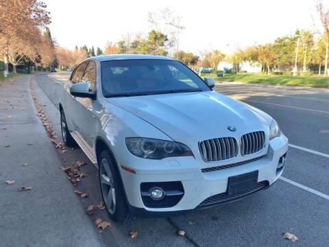 2009 BMW X6 for sale at MK Motors in Sacramento CA