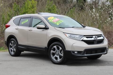 2017 Honda CR-V for sale at McMinn Motors Inc in Athens TN