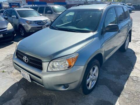 2007 Toyota RAV4 for sale at 101 Auto Sales in Sacramento CA