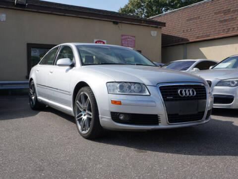 2006 Audi A8 for sale at Sunrise Used Cars INC in Lindenhurst NY