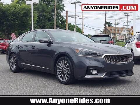 2017 Kia Cadenza for sale at ANYONERIDES.COM in Kingsville MD