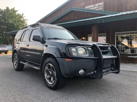 2004 Nissan Xterra for sale at Coeur Auto Sales in Hayden ID