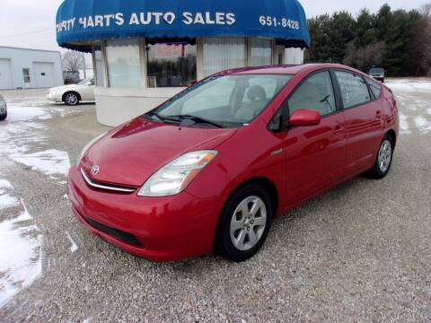 2009 Toyota Prius for sale at Marty Hart's Auto Sales in Sturgis MI