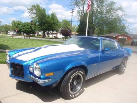 1972 Chevrolet Camaro for sale at Classic Car Deals in Cadillac MI